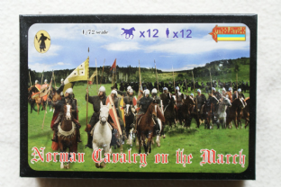 Strelets 1/72 ST0070 Norman Cavalry on the March (Medieval)